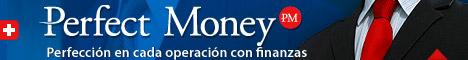 user signature 2 Sistema de pago electrónico Perfect Money